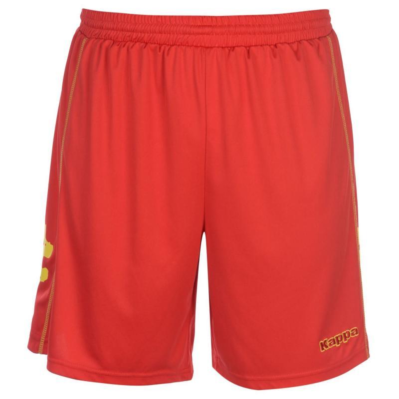 Kappa Alba Shorts Mens Red