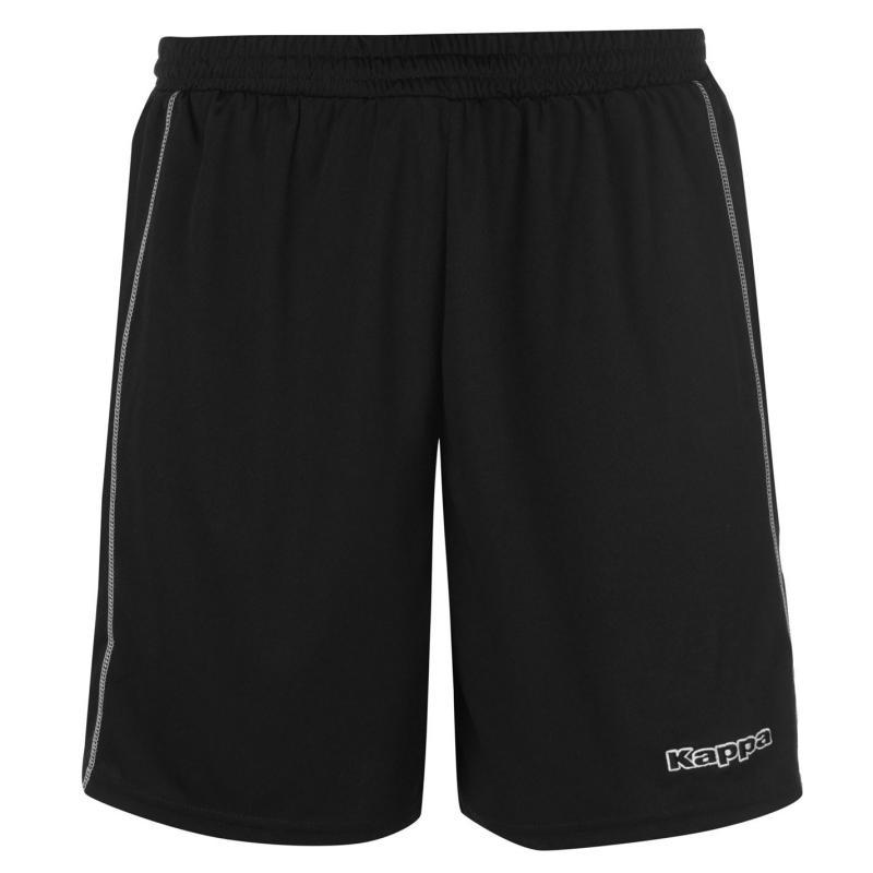 Kappa Alba Shorts Mens Black