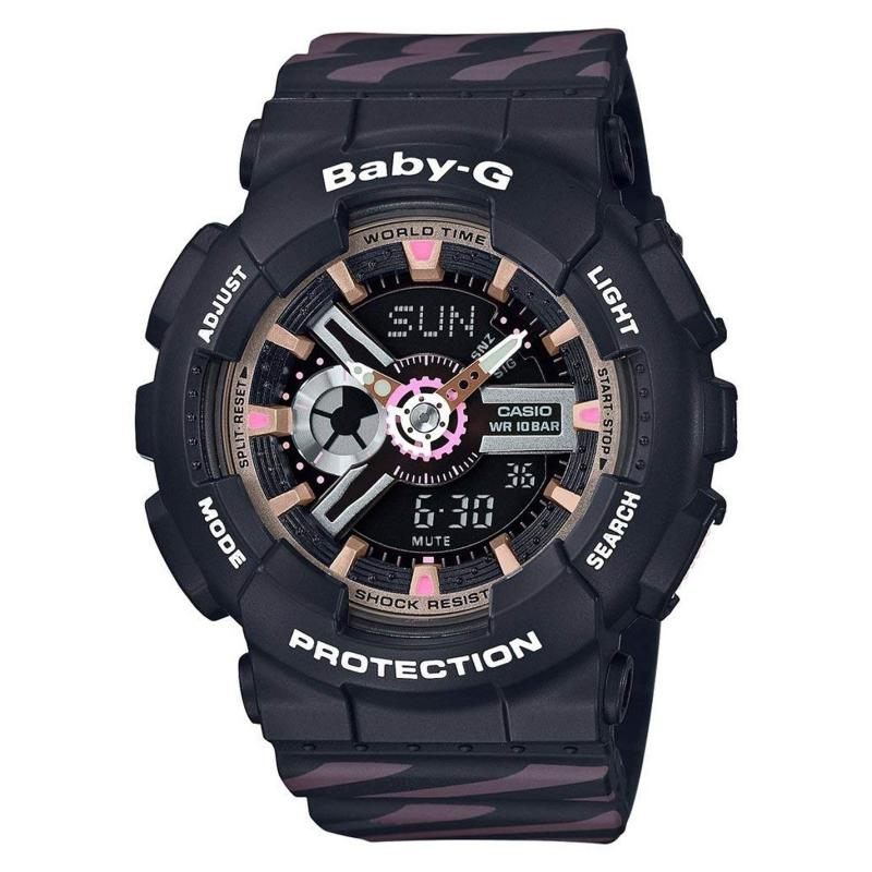 Casio Baby G Watch White/Copper