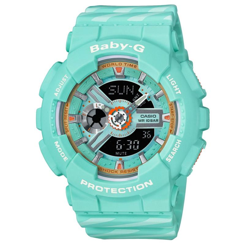 Casio Baby G Watch Black/Pink