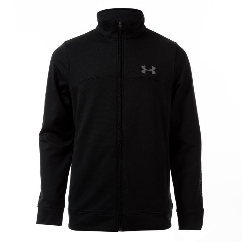 Bunda Under Armour Infant Boys Pennant Warm-Up Jacket Black