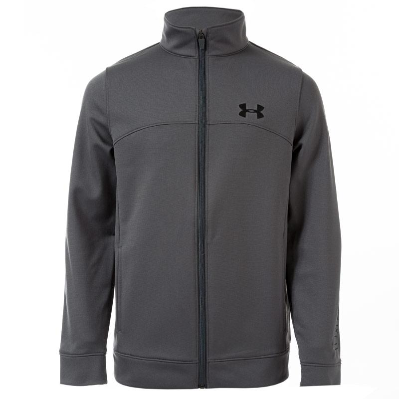 Bunda Under Armour Infant Boys Pennant Warm-Up Jacket Grey