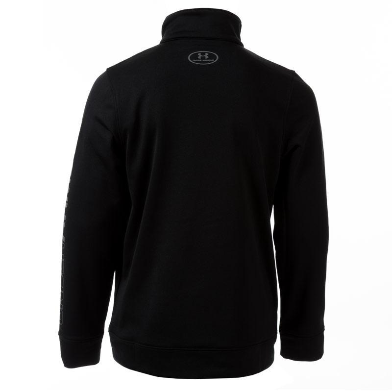 Bunda Under Armour Junior Boys Pennant Warm-Up Jacket Black