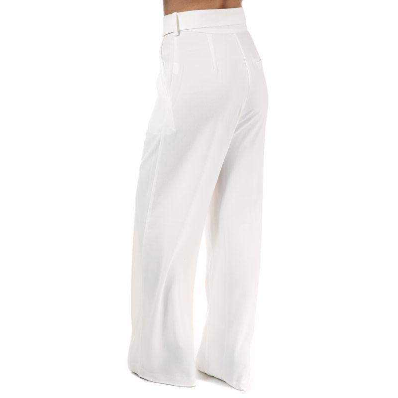 Kalhoty Glamorous Womens Culottes White