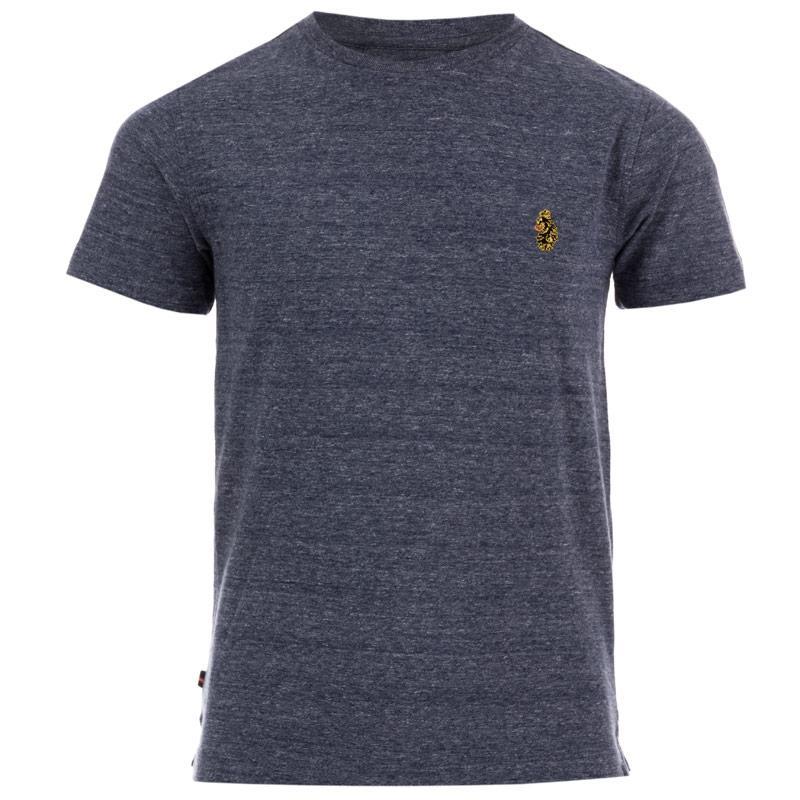 Tričko Luke 1977 Infant Boys James D T-Shirt Indigo