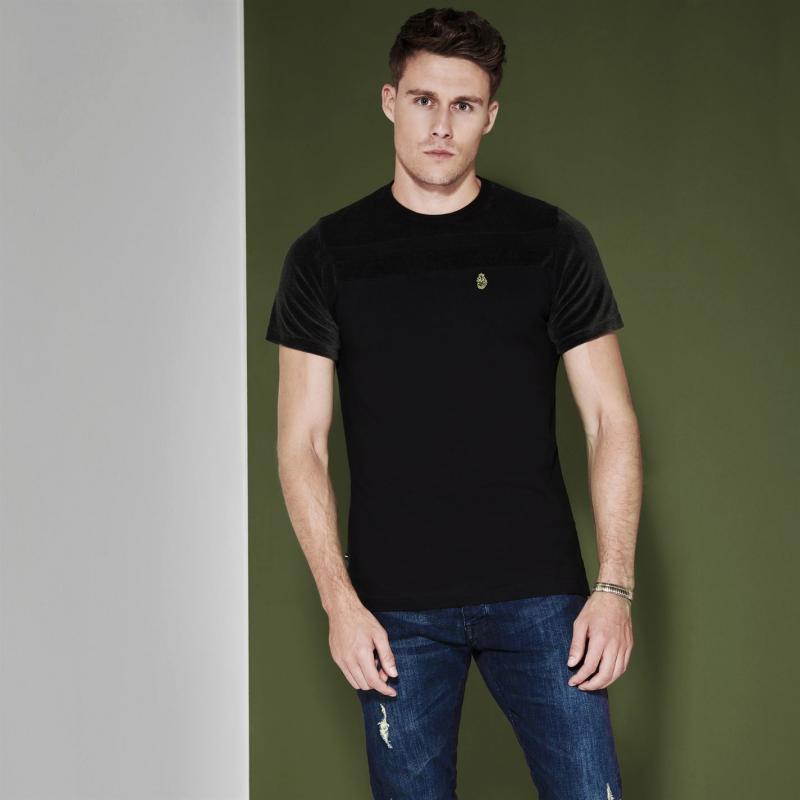 Tričko Luke Sport Spowie T Shirt Jet Black