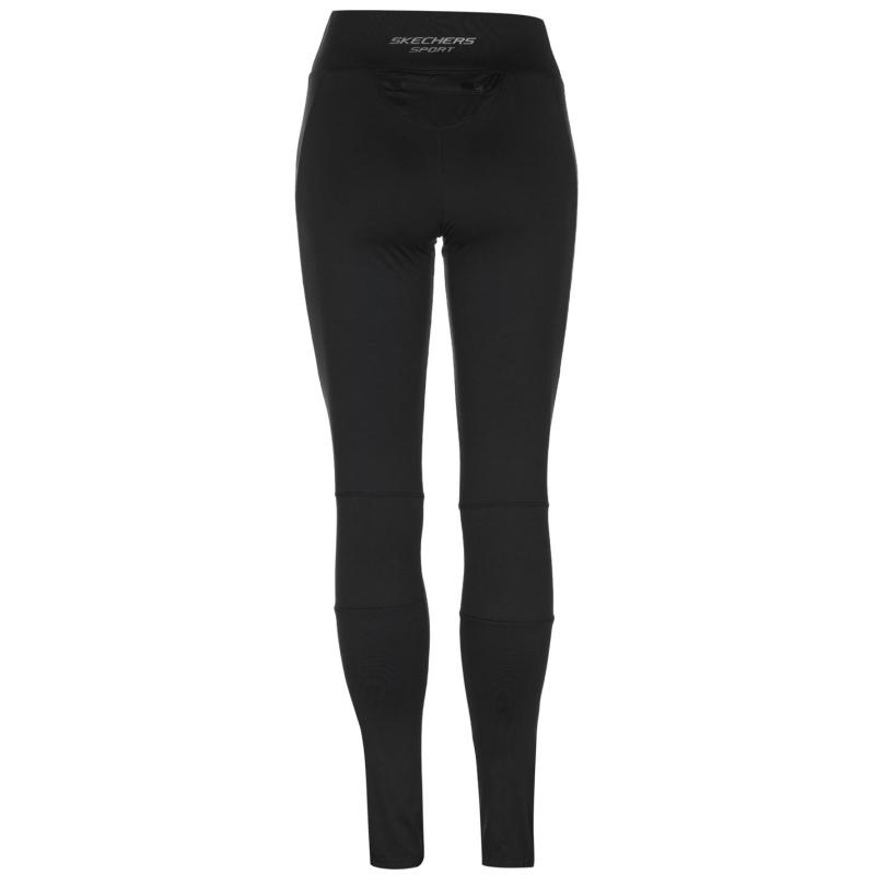 Legíny Skechers Core Tights Ladies Black