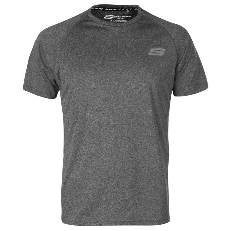 Tričko Skechers Discovery T Shirt Mens Ink