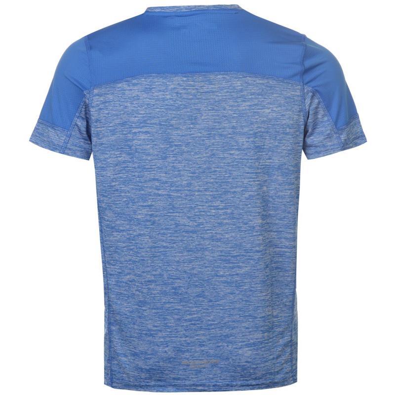 Tričko Skechers Pulsar Shirt Mens Black