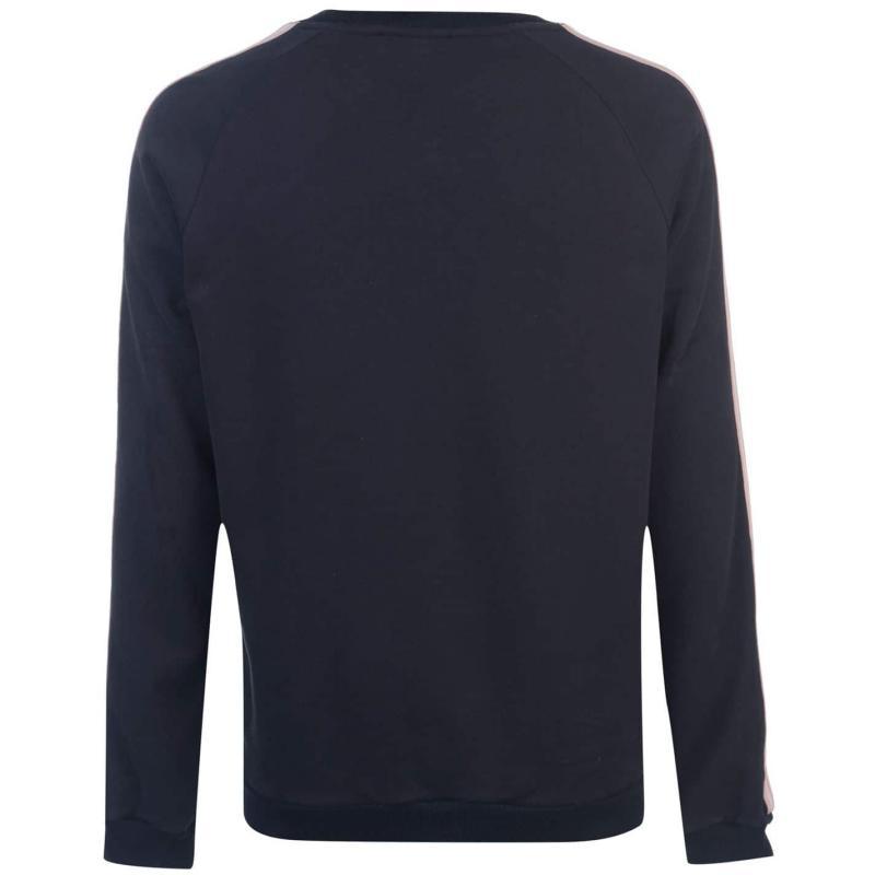 Mikina Dead Legacy Embossed Sweatshirt White/Lilac
