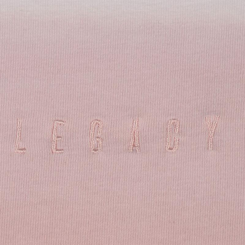 Tričko Dead Legacy Ombre Tee White/Pink