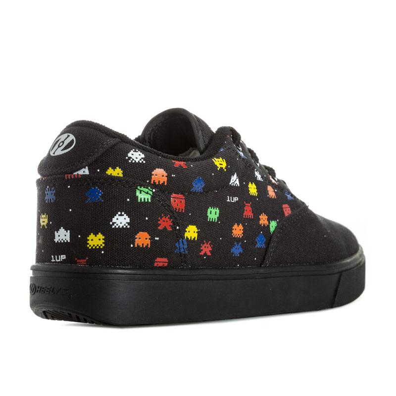 Boty Heelys Children Boys Launch Skate Shoes Black