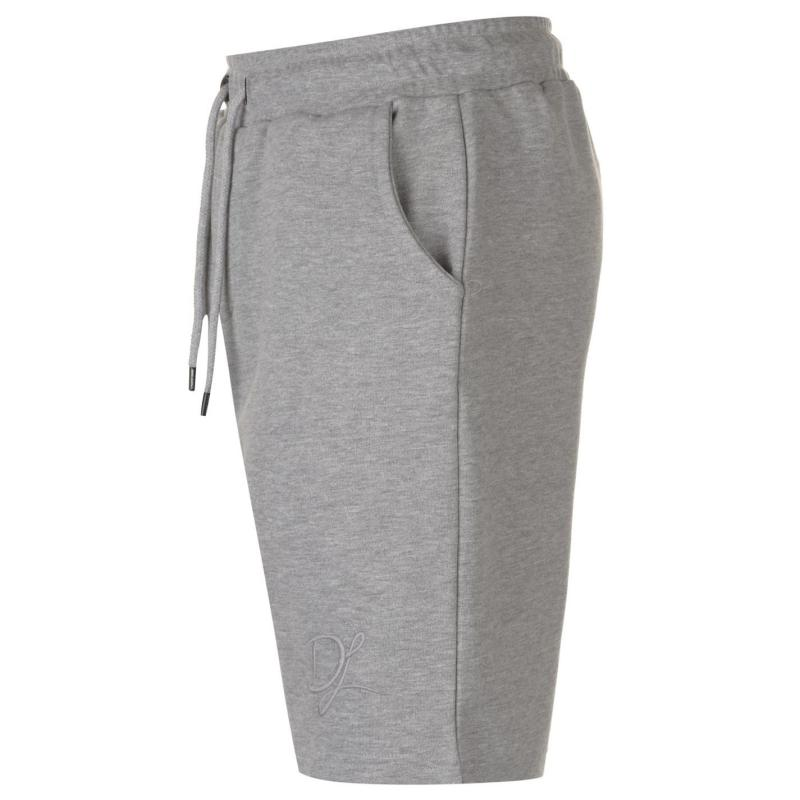 Dead Legacy Jogger Shorts Grey