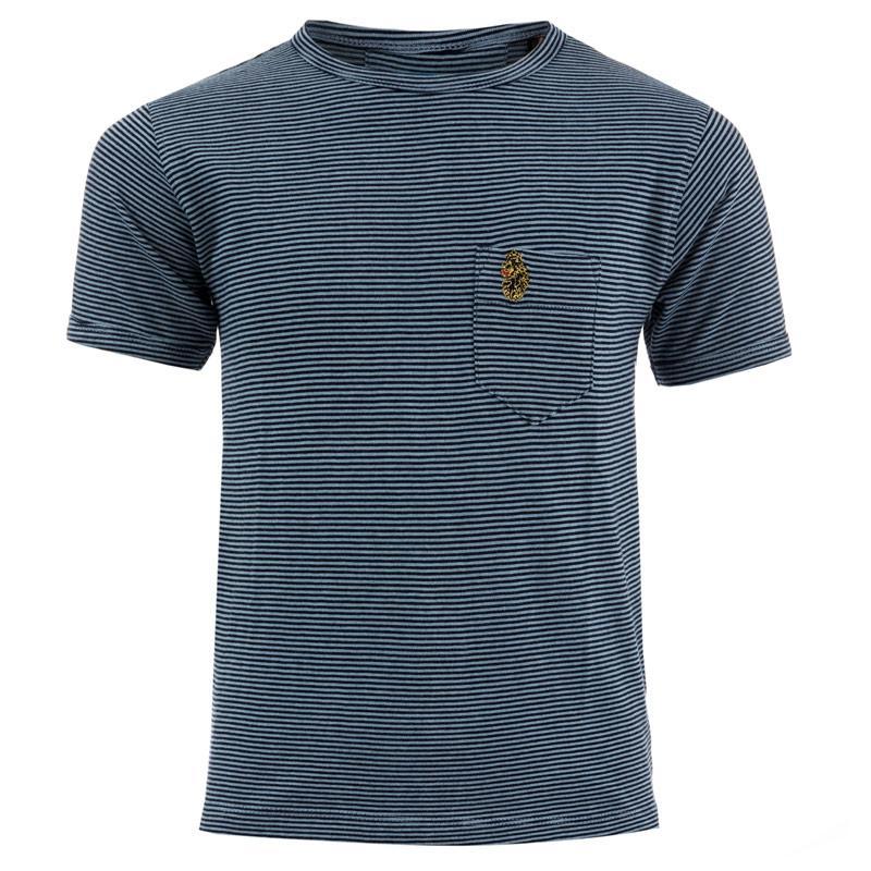 Tričko Luke 1977 Infant Boys Snake Pocket T-Shirt Indigo