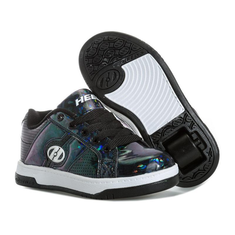 Boty Heelys Junior Split Skate Shoes Black