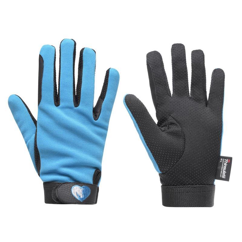 Loveson Riding Gloves Black