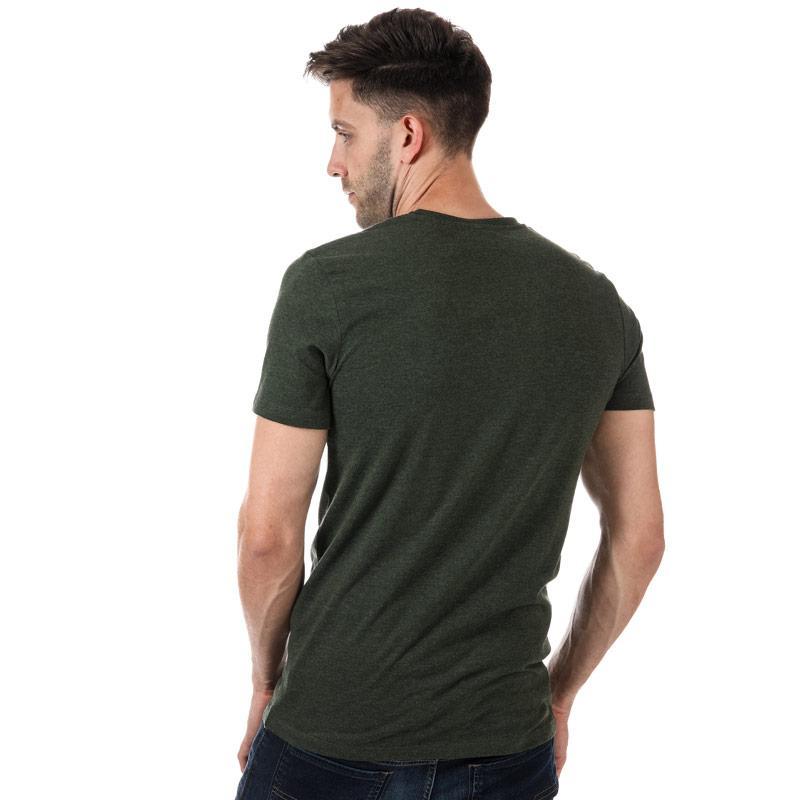 Tričko Jack Jones Mens Booster T-Shirt Khaki