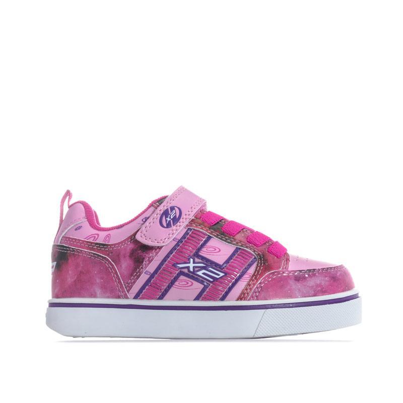Heelys Children Girls Bolt Skate Shoes Pink