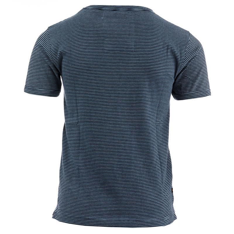 Tričko Luke 1977 Junior Boys Snake Pocket T-Shirt Indigo