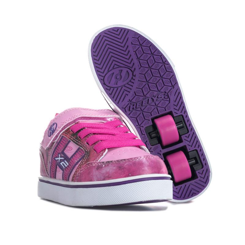 Heelys Junior Girls Bolt Skate Shoes Pink
