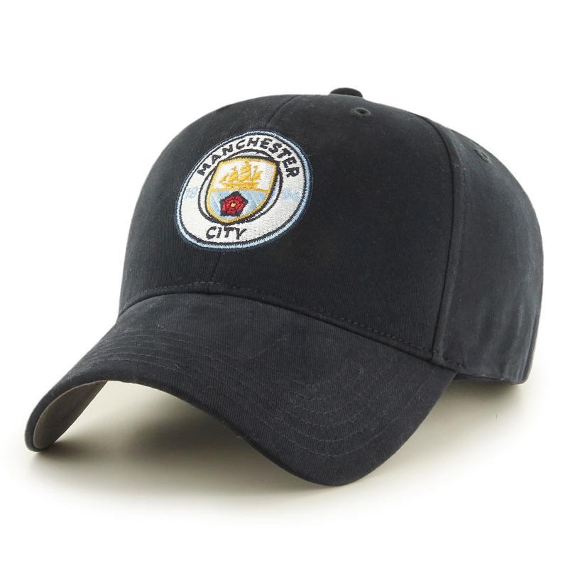 Team Baseball Cap Man City