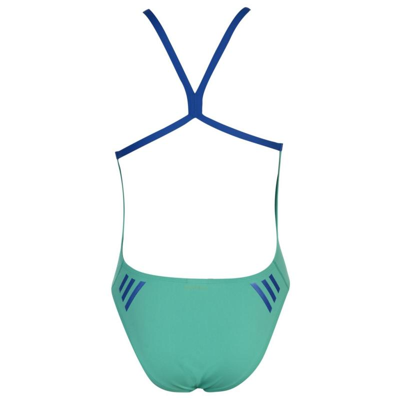 Plavky adidas Performance Swimsuit Ladies Hi Res Green