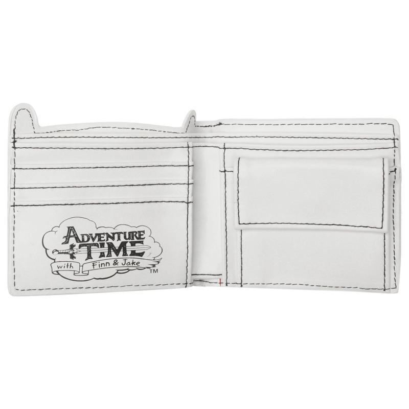 Character Adventure Time Finn Wallet Blue/White