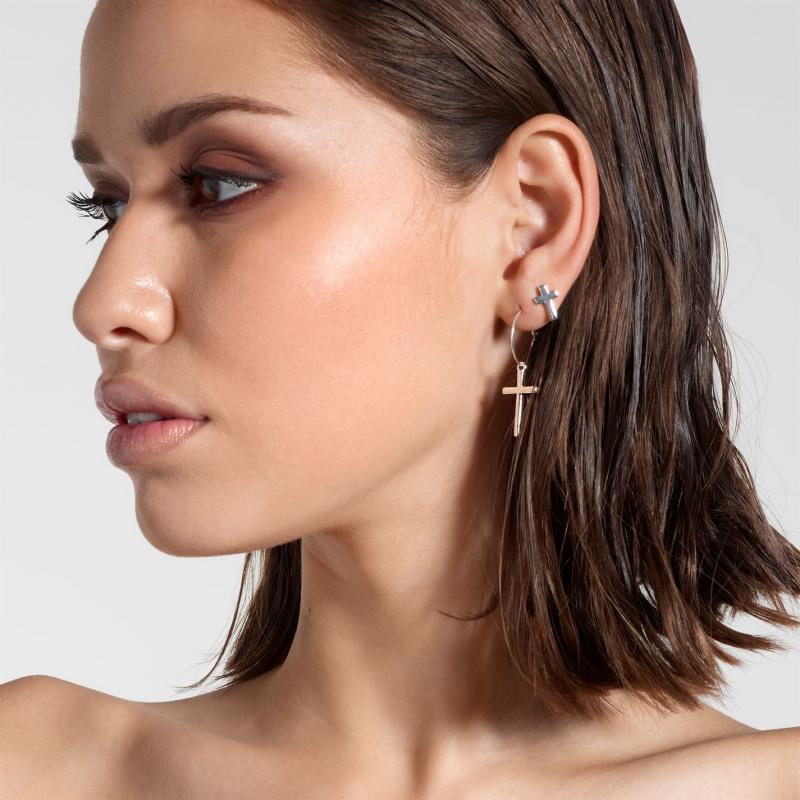 Firetrap Multi Pack Earrings Silver