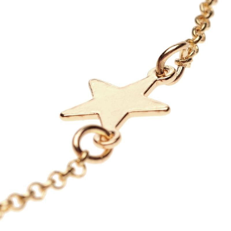 Golddigga Star Bracelet Ladies Gold