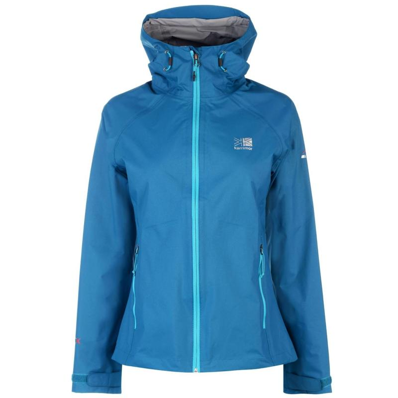 Karrimor Helium 2.5 Lightweight Jacket Ladies Aqua Marine