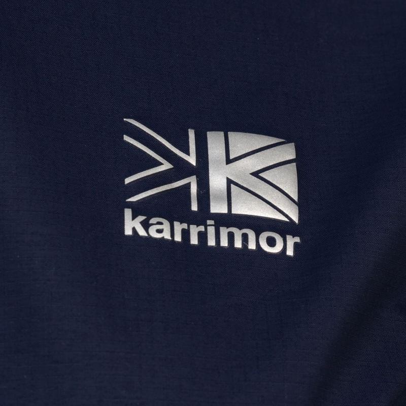 Karrimor Neon Waterproof Jacket Ladies Oxford Navy