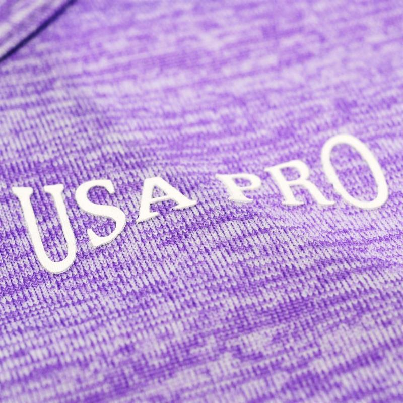 USA Pro Boyfriend Tank Top Junior Girls Lilac