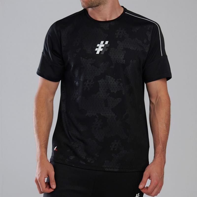 Tričko Five Stadium T-Shirt Mens Black