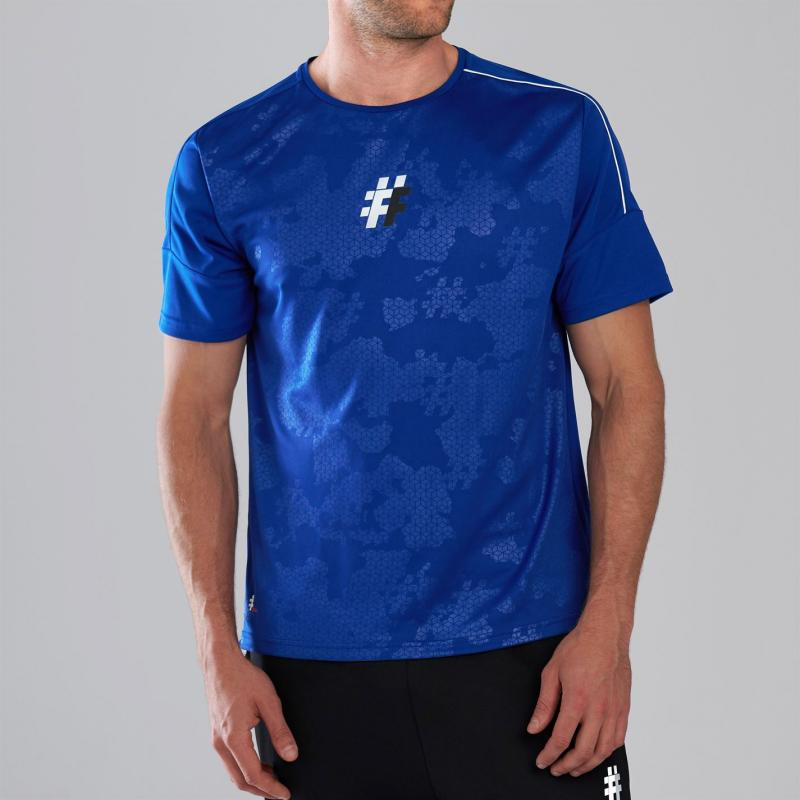 Tričko Five Stadium T-Shirt Mens Royal Blue