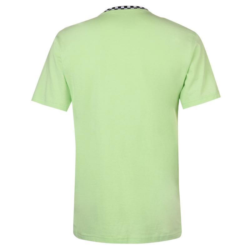 Tričko Airwalk Embroidery Logo T Shirt Mens Green