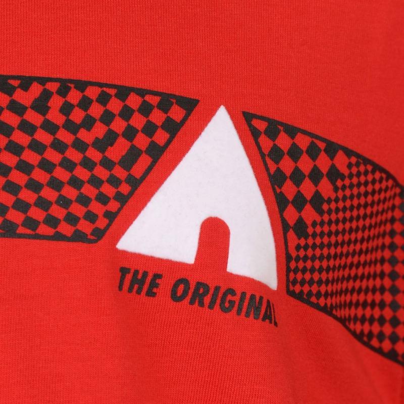 Tričko Airwalk Originals T Shirt Mens Blue