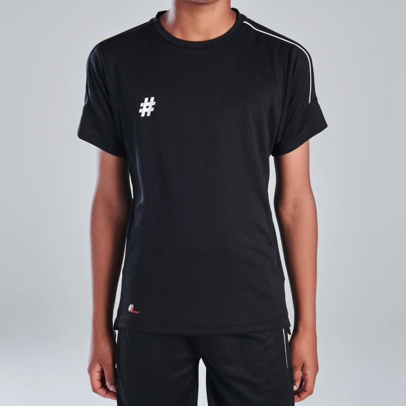 Tričko Five Stadium T-Shirt Junior Black