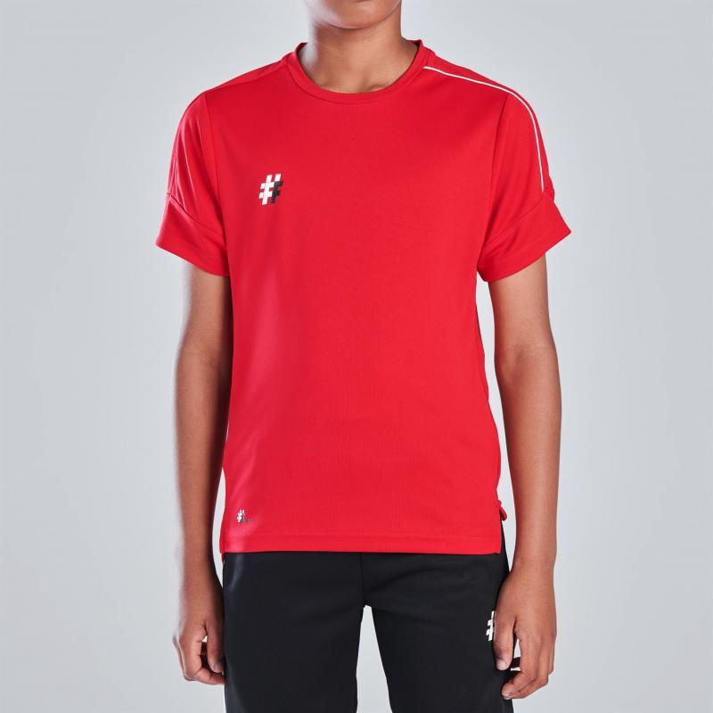 Tričko Five Stadium T-Shirt Junior Red