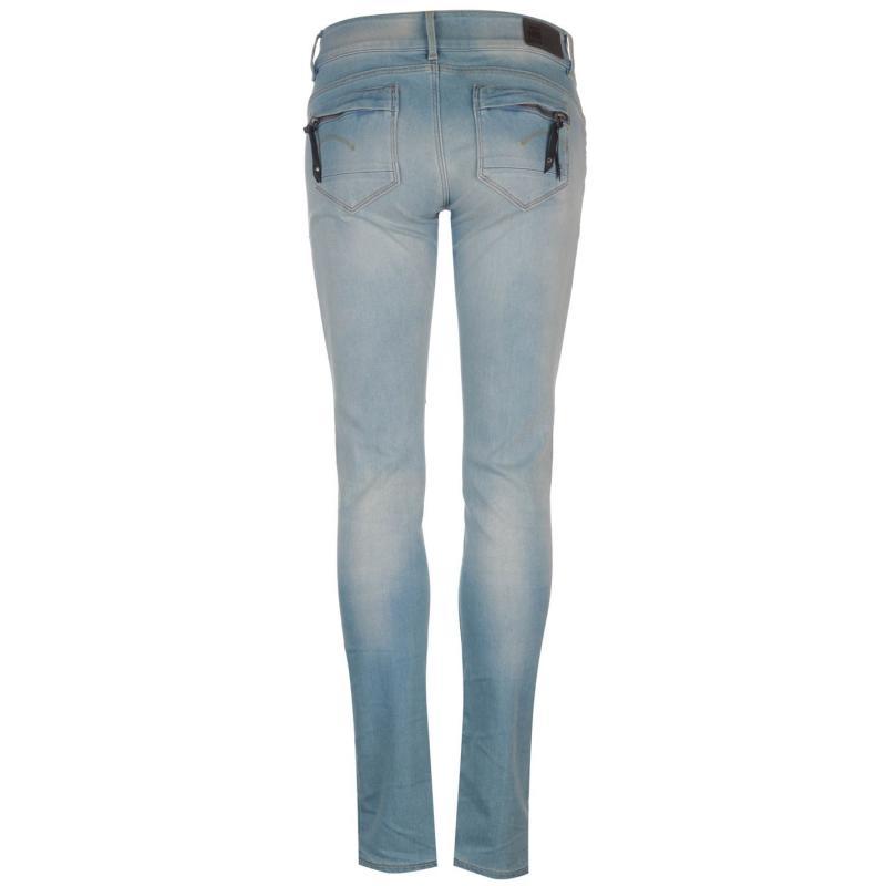 G Star Midge Cody Mid Skinny Jeans lt aged