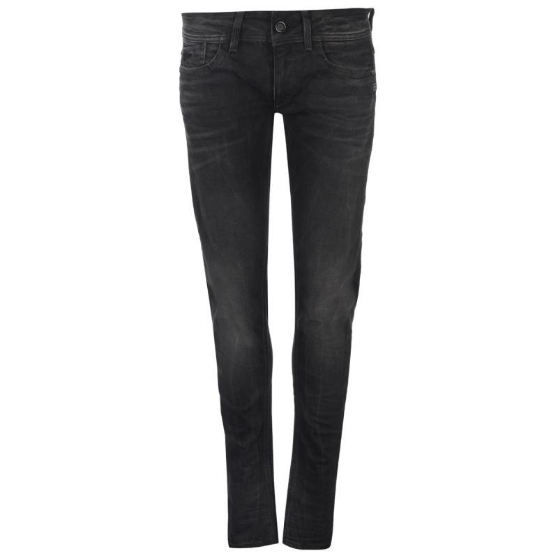 G Star Raw Lynn Skinny Ladies Jeans dk aged