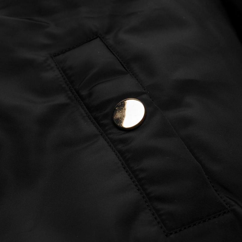 Golddigga Bomber Jacket Ladies Blush