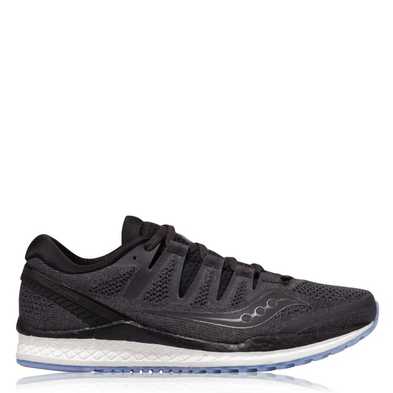 Saucony Freedom ISO 2 Ladies Running Shoes Black