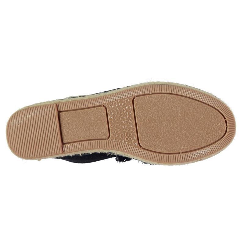 Miso Ezme Espadrille Ladies Shoes Denim
