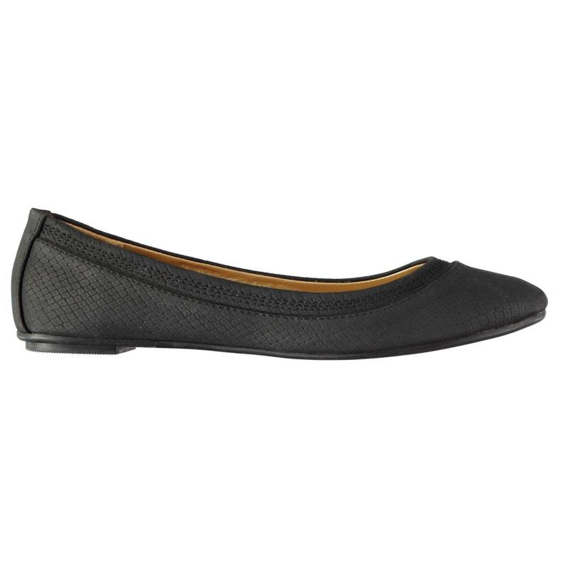Miso Wendy Ladies Ballet Shoes Tan