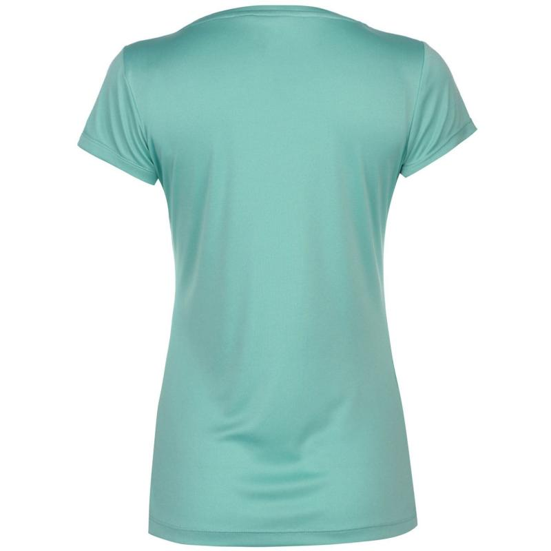 Millet Shade T Shirt Ladies Pool Blue