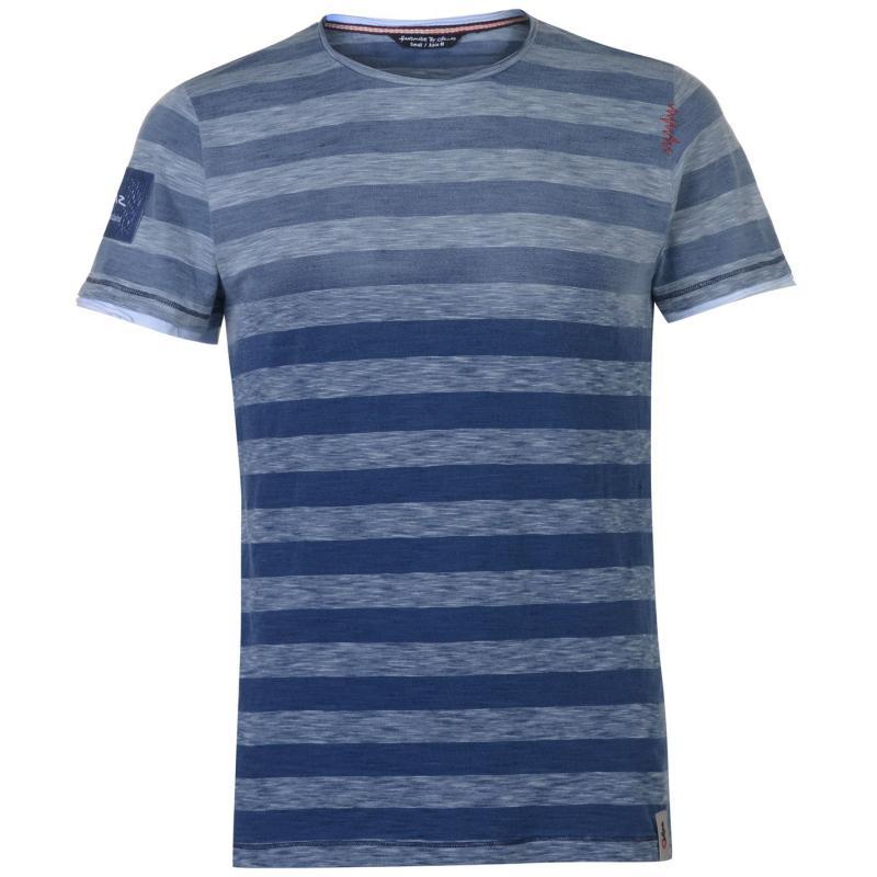 Tričko Chillaz Circled T Shirt Mens Blue