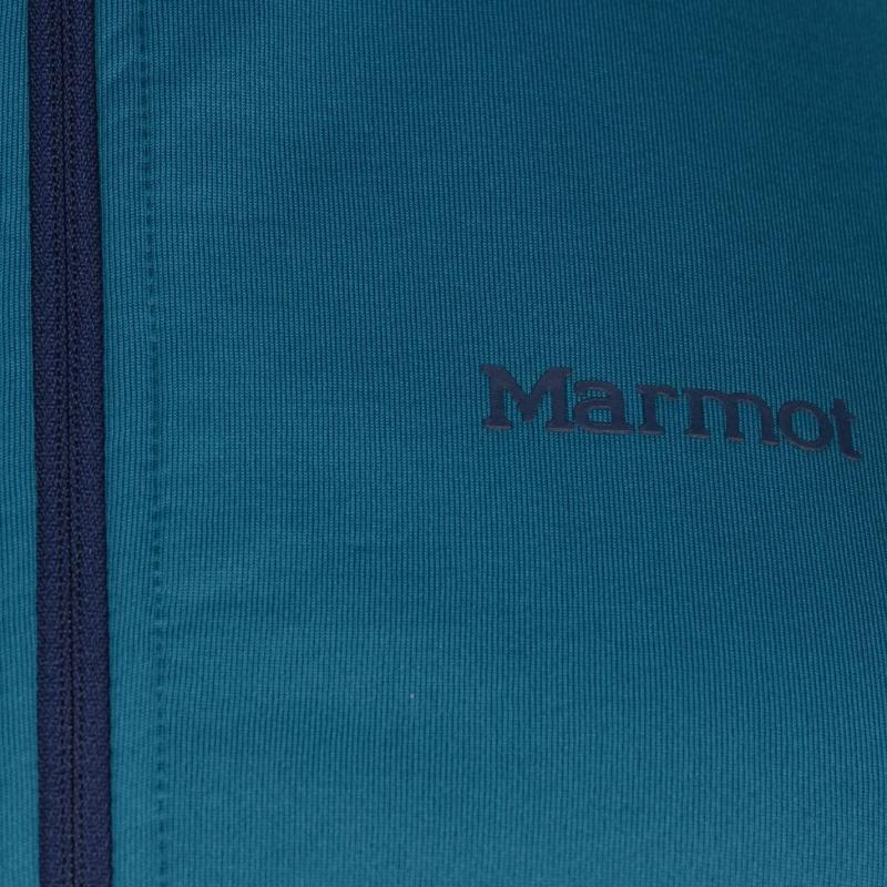 Mikina Marmot Thirona Jacket Ladies Late Night/Blue