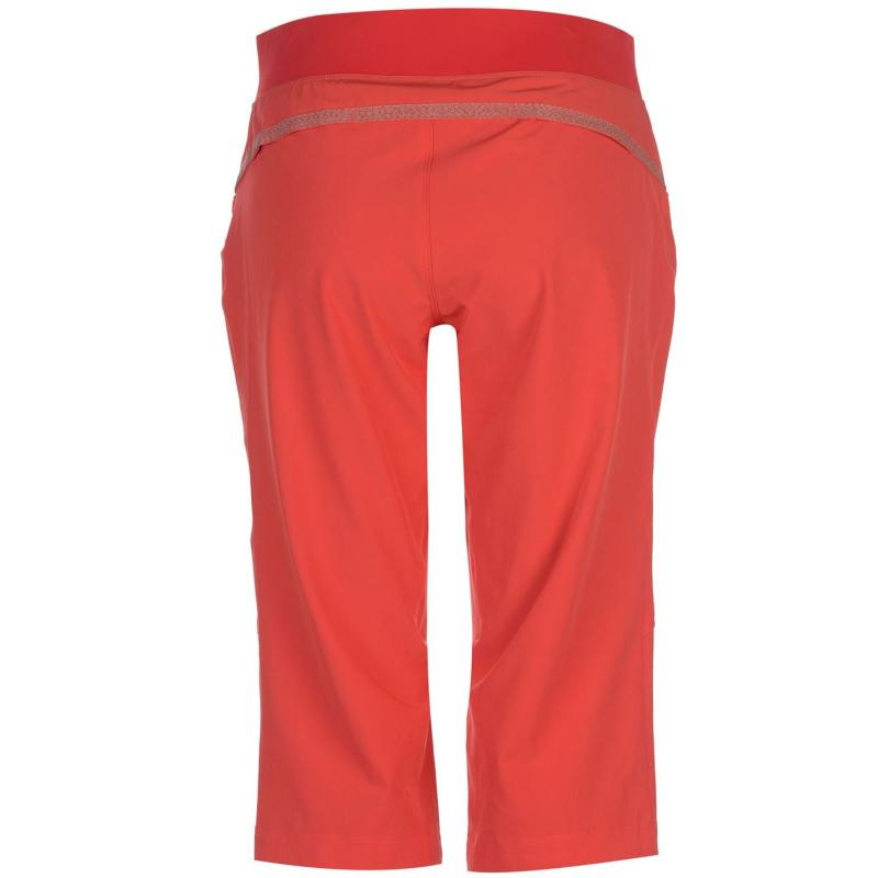 Millet Wanka three quarter Trousers Ladies Hibiscus