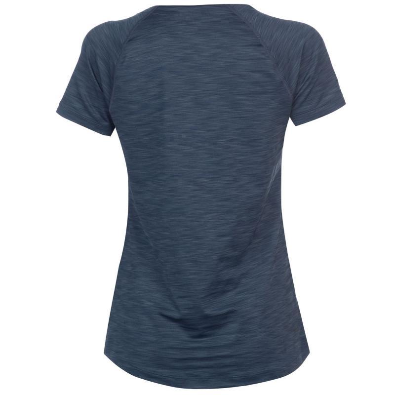 Mountain Hardwear Mighty T Shirt Ladies Zinc