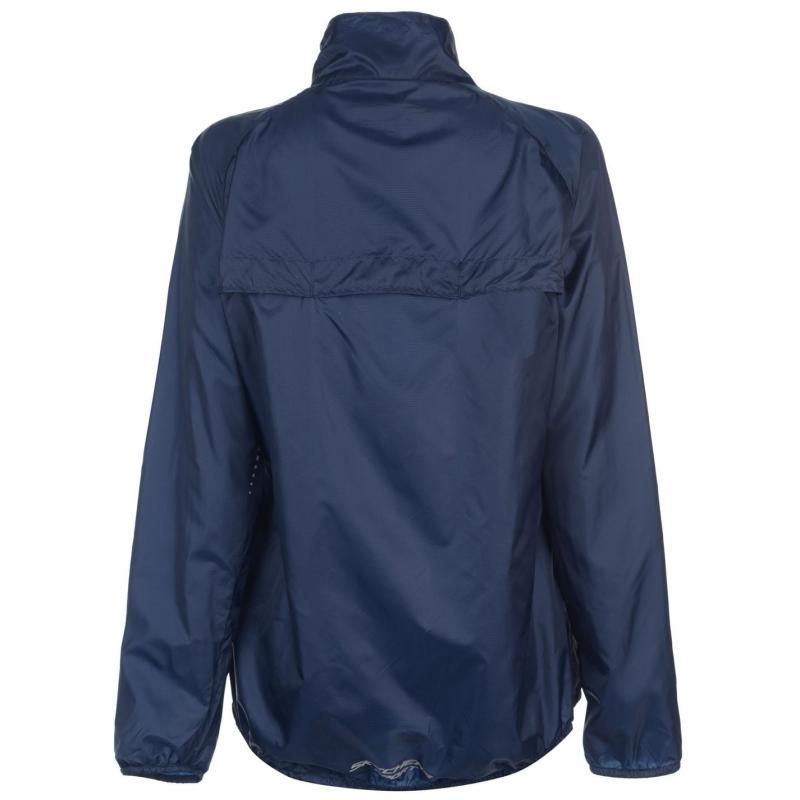 Skechers Shell Jacket Ladies Navy